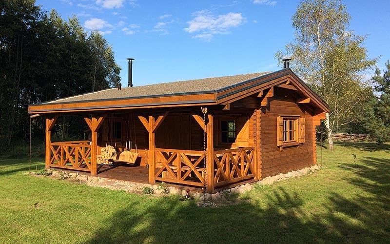 Domy Drewniane W Zgodzie Z Naturą Budowa Domów Z Drewna